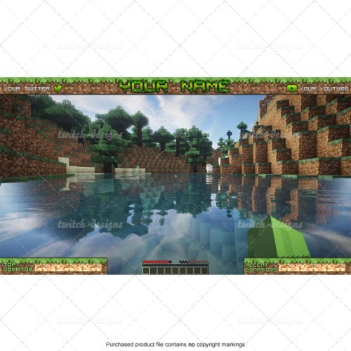 Preview-Minecraft-Overlay