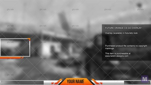 future-orange-overlay