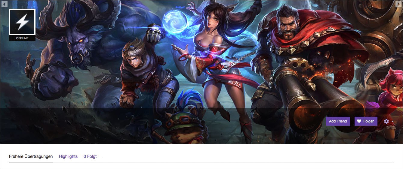 Free Twitch Overlays - Stream Banner & Panels by Twitch ...  Free Twitch Ove...