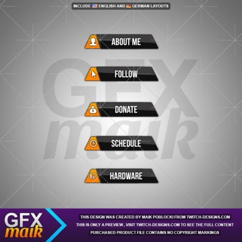 twitch-panels-glossy-orange