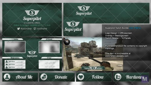 Superpilot-bundle