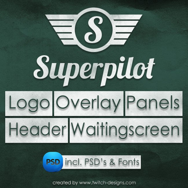 Superpilot Twitch Bundle