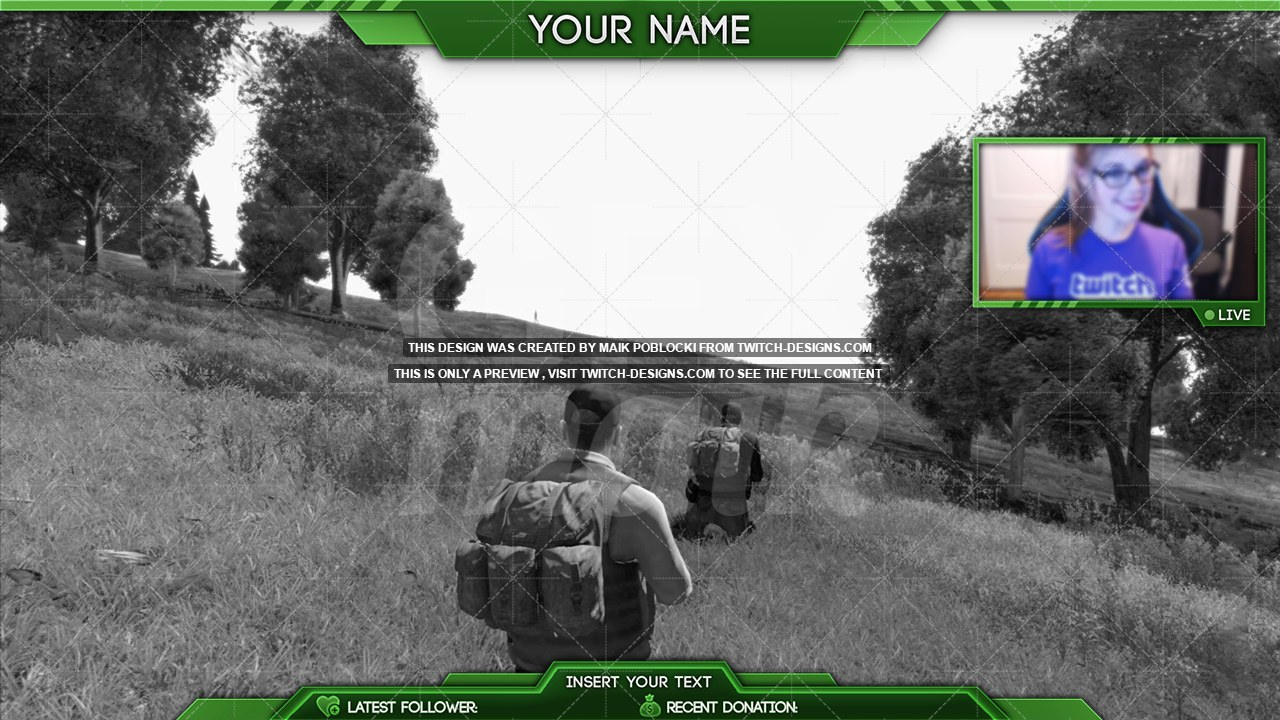 Twitch Overlays | Your Source for Premium Twitch Designs