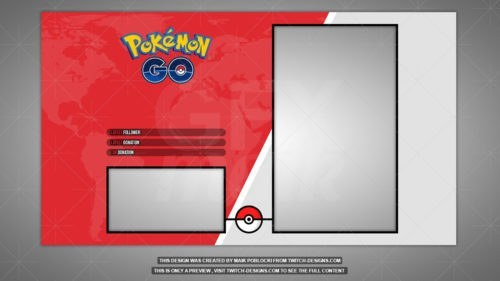 Twitch-Overlay-Pokemon-Go