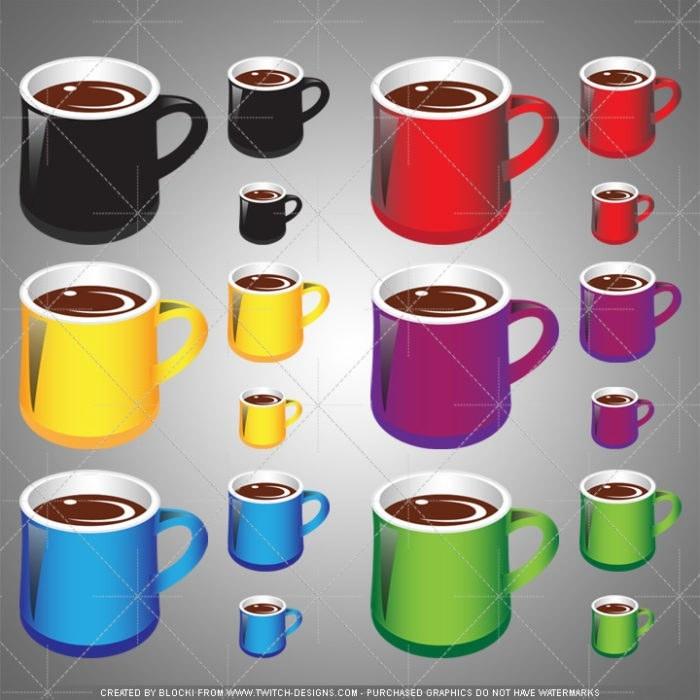 twitch loyalty badges coffee mug